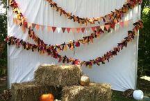 Holidays:: fall / by Theresa Grushkin