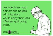 Nursing Funnies / by Brittney