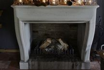 fireplaces // hearths / by greige design