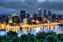 Pittsburgh / by Lori Carrington