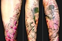 Tattoos / by Alexandra Schlomer