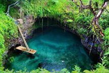 Samoa / by Sarah Matila Saom