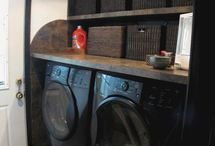 Laundry Room Ideas / by Nina Ragosa