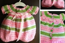 cute crochet for my friends that still can / crochet for babies and other cute things / by Patricia Christensen