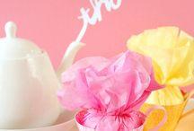 Mother's Day Tea / by Sarah Montemayor
