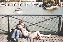 Paris with you / Paris et au delà... / by Arthur Ruhtra
