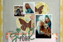 scrapbooking / by Mariah Michelle