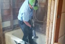 Photos on the Job / Take a look at what we've been up to! / by Gene Johnson Plumbing & Heating