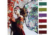 Trending: Designs/prints/colourways / by Zoya Kraus