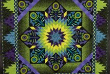quilts and mosaics / by Janet Slack