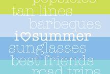 Summer / by Carol Vinings