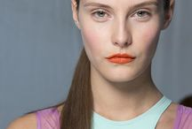 Catwalk Hairstyles SS14 / Catwalk Trends Spring / Summer 2014  / by Simon Jersey | Uniforms