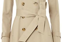 Outerwear / by Andrea Miller