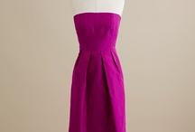 Bridesmaids Dresses / by Euginia Thompson