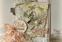 Card making / by Jeannie Bowdoin