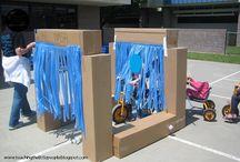 Art, Crafts & Activities: Transportation theme / by Priscilla Stephens