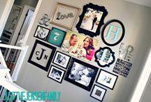 Family Wall / by Paula Park