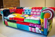 Home sweet home / I dig colour, shabby chic, bohemian, retro, kitsch & geek / by pop tart