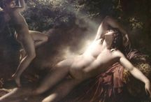 Endymion & Selene / by L. Michaud