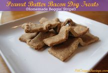 Dog Treats / by Beverly Lindsey