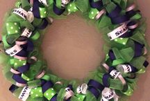 Football Fun / Football crafts, treats/recipes (Seahawks, Huskies & Cougs) / by Rachael Hartman
