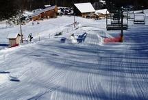Titus Mountain Family Ski Center / by Holiday Inn Express Malone
