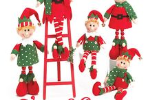 Holiday Ideas: Christmas Elf / by Deanna Buoniconti