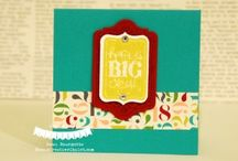 Loving what I Do  / Stampin' Up! Only / by Janice Lunsford
