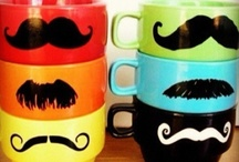 Mustaches!! / by Vi Carlson