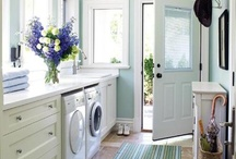 Laundry Rooms / by Ann Bucy