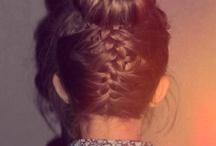 Hair styles / by Allie St Clair