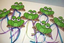 frogs / by Lindsey Schartz