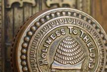 Doorknobs & Handles / by ... Hamilton