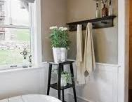 Bathroom ideas / by Cari Harrison