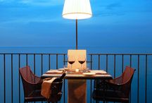 Candlelight Dinner & Wine / Candles Arrangements, Dinner for Two & Wines / by Have Heart Daily