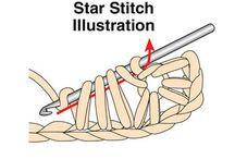 Crochet - Stitches / by Vijay Nijhawan
