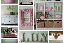 Baby Room Decor / by BOOGIE BULB