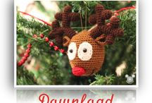 Christmas crochet and crafts / by Camilla Jensen