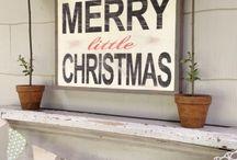 Christmas ideas  / by Misty Greene