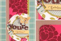 Card Appeal  / Crafty / by Megan Barnett