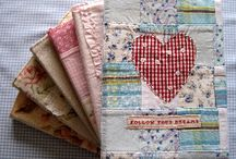 Sewing...Little Projects / by Ruth Gooch Reighard