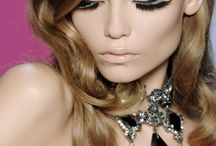 Makeup and hair. / My name is Dawn and I am a makeup/hair junkie :) / by Dawn Wright