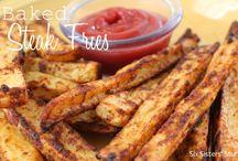 Potato Recipes / by Cheryl Miller