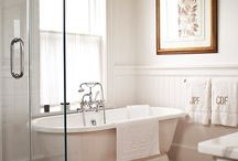 bathrooms / by Savvy Southern Style
