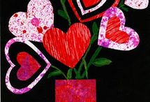 valentines day / by Rachel Supalla @Discovery Kidzone Montessori Adventures