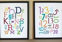 Baby #1 Nursery Ideas / by Megan Kissner Gilbert