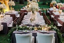 Wedding decor / by Tracey Anderson