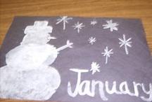 January / by Mary Amoson