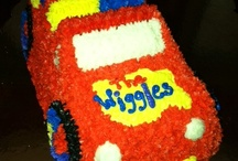 Birthday cakes / Kids birthday cakes / by Christine Tuff