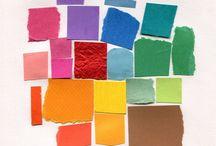 Colors / by Bé 